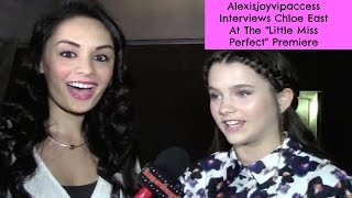 Jessica Darling's It List Star Chloe East Interview With Alexisjoyvipaccess