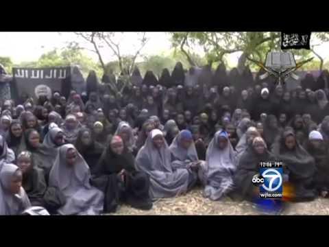 New Boko Haram video shows Nigerian girls in hijab, reciting Muslim prayers