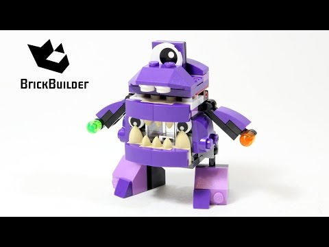 Vidéo LEGO Mixels 41553 : Vaka-Waka