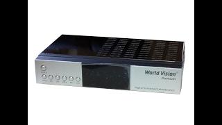 World Vision Premium от компании IPTV Dom - видео