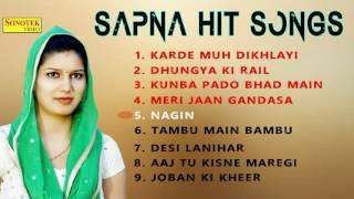 Sapna Super Hits Song || Sapan Chaudhary, VR Bros. || Haryanvi New Song Audio Juke Box