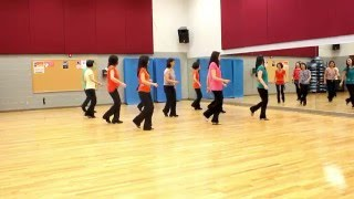 What You Want - Line Dance (Dance & Teach in English & 中文)