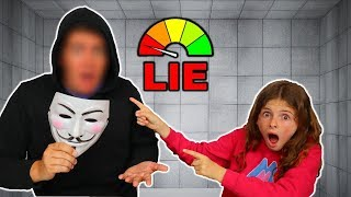 PROJECT ZORGO LEADER REVEALED?! LIE DETECTOR TEST TO FIND THE TRUTH!