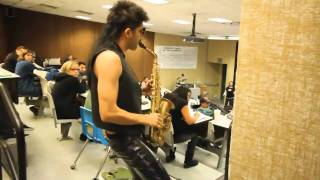 Sexy Sax Man Careless Whisper Prank feat. Sergio Flores (directors cut)