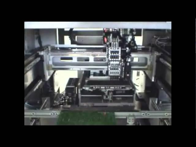 Mirae Mx200 SMT Pick and Place Using a TFU