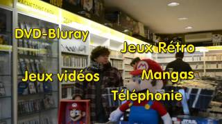 preview picture of video 'PLAYMOGAMES Châteauroux'