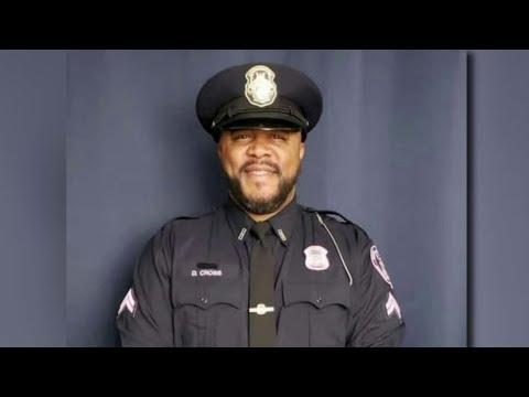 Vigil held to honor Detroit police corporal
