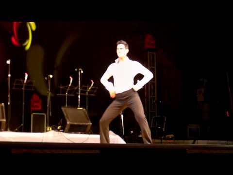Salsa Soloist performance
