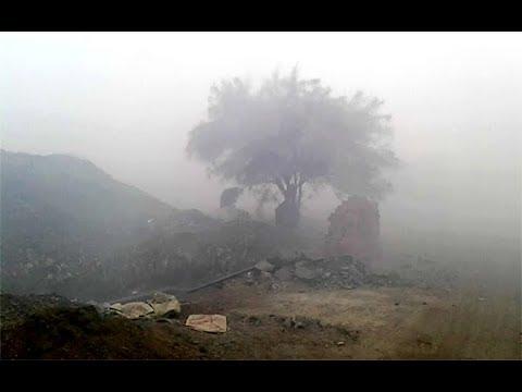 कचरा डेपोला आग, आसपासच्या गावात धुराचे साम्राज्य