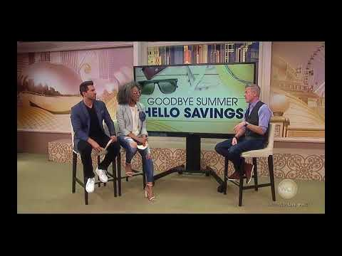 Mark Murphy on Windy City Live ABC7 Chicago (08/08/2018)