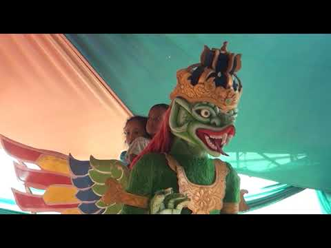 Cinta Bli Pasti~BUROK PUTRA NADA~Gebangilir,14 Agustus 2019