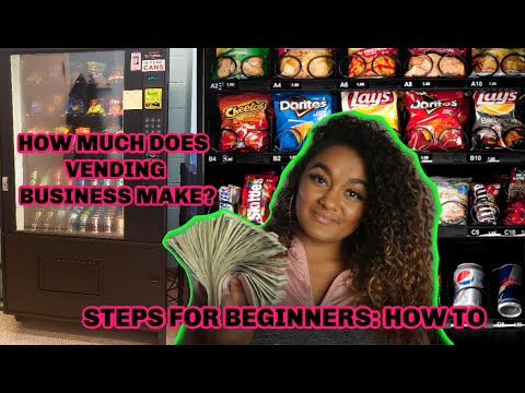 , title : 'HOW TO START A VENDING MACHINE BUSINESS FOR BEGINNERS: STEPS TO OPEN, HOW MUCH IT MAKES