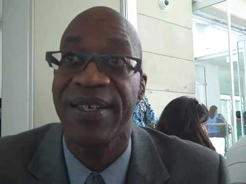 Interview with Olympic gold medalist Edwin Moses