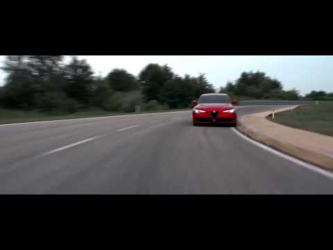 NEW: Alfa Romeo Giulia