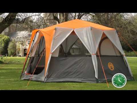 49f87fe15f6 Палатка-шатра Coleman Cortes Octagon 8 2019   Палатки   CampingRocks ...