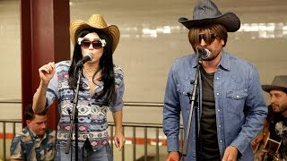 Miley Cyrus And Jimmy Fallon Try Going Undercover And It Completely Fails!