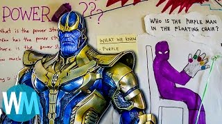 Top 10 Facts about Thanos
