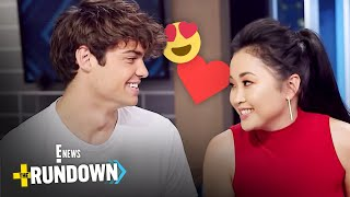 Noah Centineo & Lana Condor Get Flirty | The Rundown | E! News