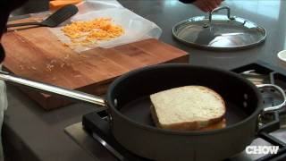 Youre Doing It All Wrong - How To Make A Grilled Cheese Sandwich