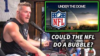 How Would You Create An NFL BUBBLE SEASON?