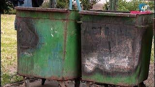 По Великому Новгороду прокатилась волна поджогов мусорных контейнеров
