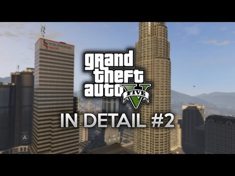 Grand Theft Auto V: The Devil's In Even More Details