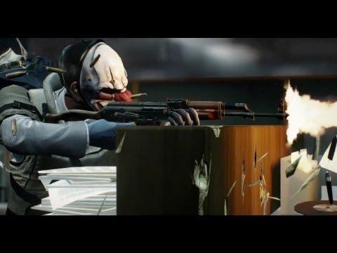 Видео № 1 из игры Payday 2 Crimewave Edition [PS4]