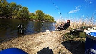 Рыбалка в апреле 2019 на волге