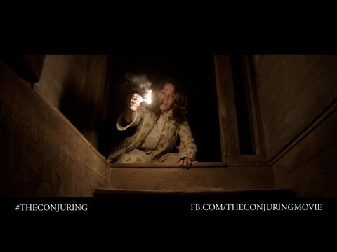 The Conjuring Commercial (2013) (Television Commercial)
