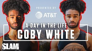 Coby White: From a Small Town to CHI-TOWN 🐂 | SLAM Day in the Life