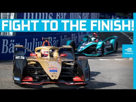 2019 Julius Baer Swiss E-Prix | Epic Battle Right Down To The Wire