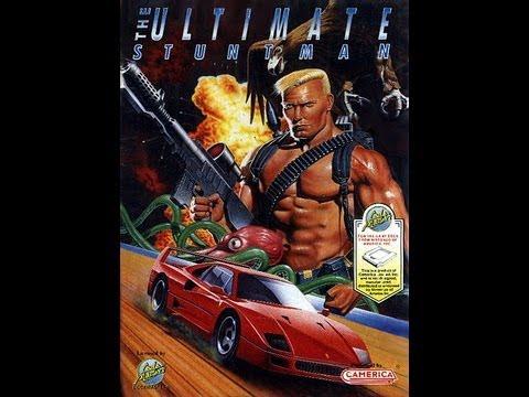 Ultimate Stuntman NES Gameplay Longplay (Полное прохождение)