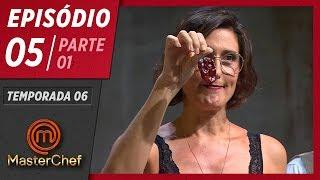 MASTERCHEF BRASIL (21/04/2019)   PARTE 1   EP 05   TEMP 06
