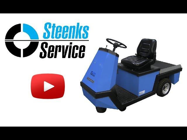 YouTube video | Spijkstaal 304 with platform