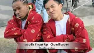 Chamillionaire - Middle Finger Up