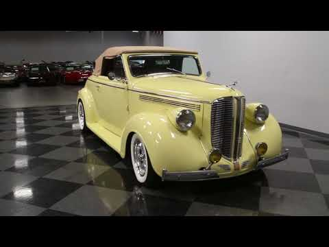 Video of '38 D8 Convertible Coupe - M9KH