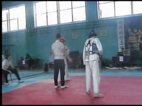 Соревнование по Тхеквондо