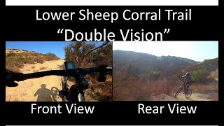 Lower Sheep Corral in Dual Screen