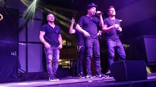 98 Degrees *Can't Stop the Feeling* Power Planet Live 7/26/19