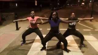 MLM Dancers - Machel Montano Dance Mash Up Soca/Caribbean Dance