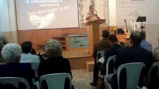 preview picture of video 'Predica del 22-09-2013 del pastore Douglas Valenzuela'