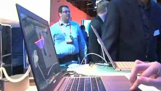 Windows Phone&Mercedes @ Las Vegas CES 2012 : Video