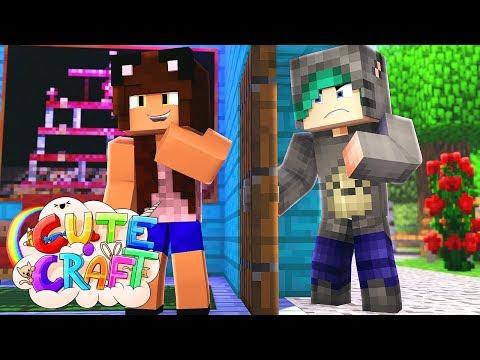 GETTING CAUGHT BY SCOTT | Minecraft CuteCraft