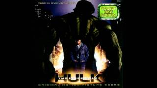 Craig Armstrong - Bruce goes home (Incredible Hulk OST )