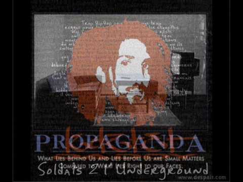 Kaztet D - Propaganda -( Ironsoul Version ) 2009