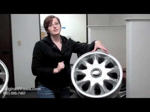 Rondo Rims & Rondo Wheels - Video of Kia Factory, Original, OEM, stock new & used rim Co.
