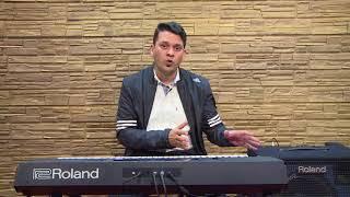 "Play CHORD"" Roland E-X20 #03 - Самые лучшие видео"