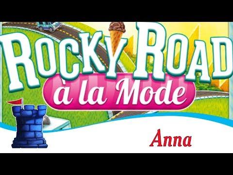 Rocky Road a la Mode review with Anna Wassenburg