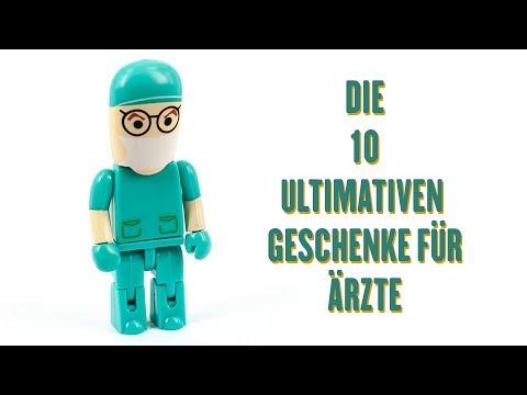 Die 10 ultimativen Geschenke für Ärzte