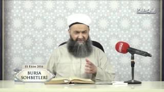 Cübbeli Ahmet Hoca'nın Makamla Son Okuduğu Ayetler ve Manaları.